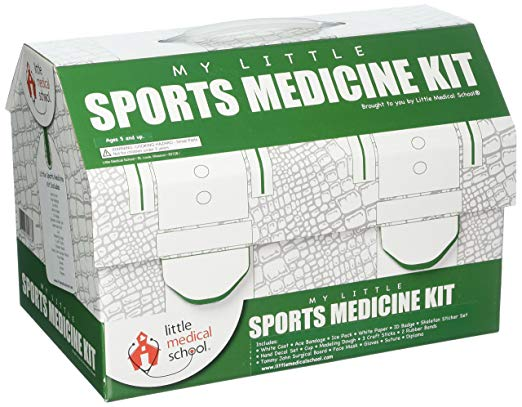My Little Medicina deportiva Kit